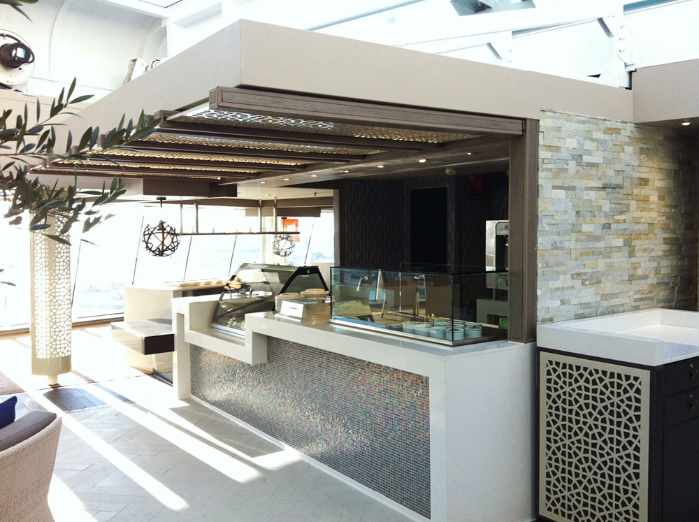 Discover our marine catering systems and interiors Precetti Inc